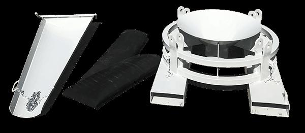 Jcrane Concrete Bucket Accessories