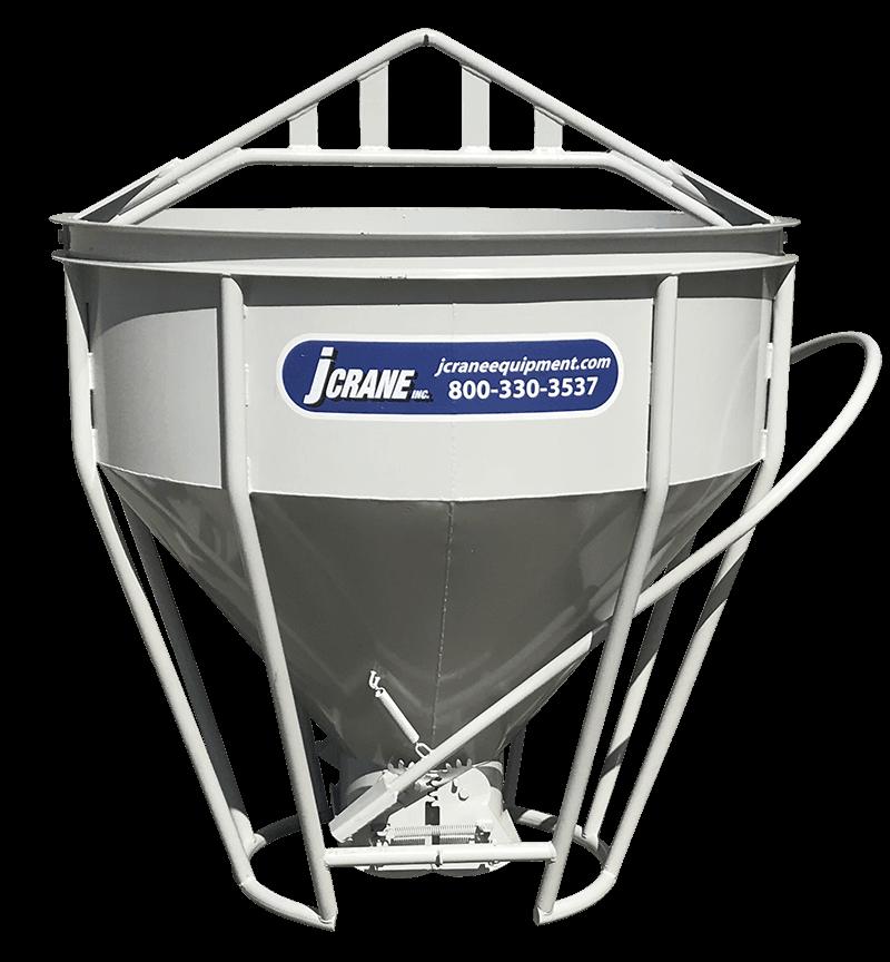 Jcrane Concrete Bucket